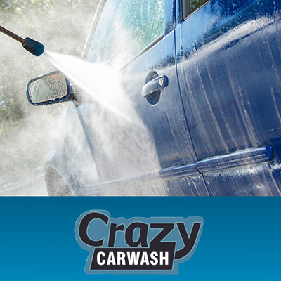 Crazy Car Wash
