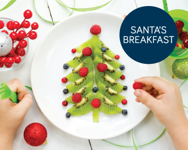 Breakfast with Santa!